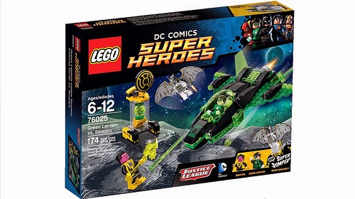 Lego Dc Comics Super Heroes Justice League Sets Revealed For 2015 Update