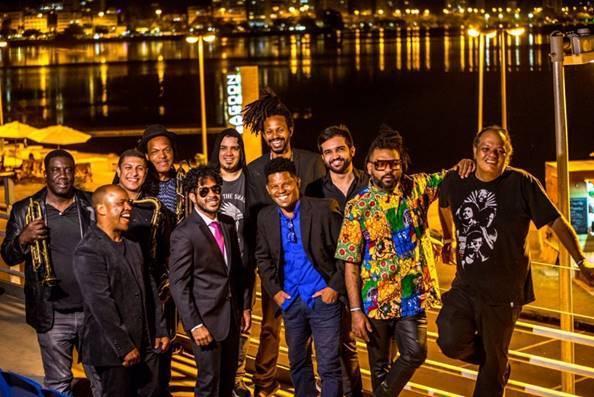 """A Banda Black Rio lança o álbum """"O Som das Américas"""", em todas as plataformas digitais"""