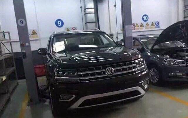 2017 Volkswagen Teramont Price