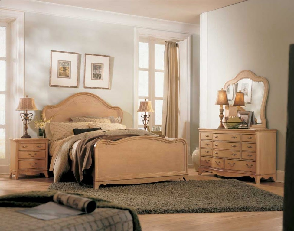 Vintage Look Bedroom Furniture - Home Design Minimalist