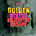Knf Golden Statue Helicopter Escape