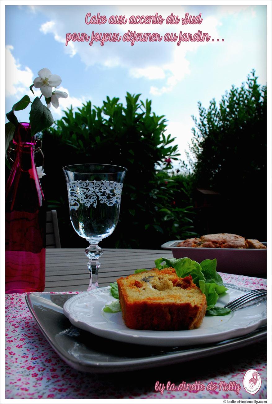 Petits Cake Chorizo Olives D Espagne