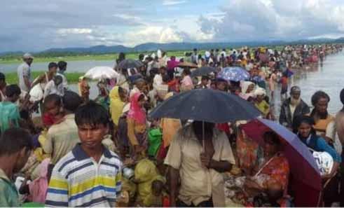 'আট হাজার রোহিঙ্গা থেকে মাত্র ৬০০ রোহিঙ্গাকে গ্রহণ করতে রাজী মিয়ানমা