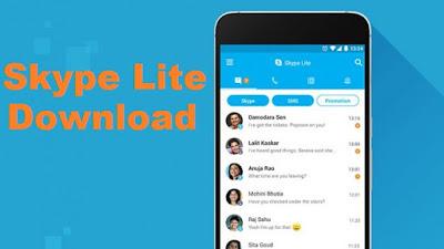 skype lite download app