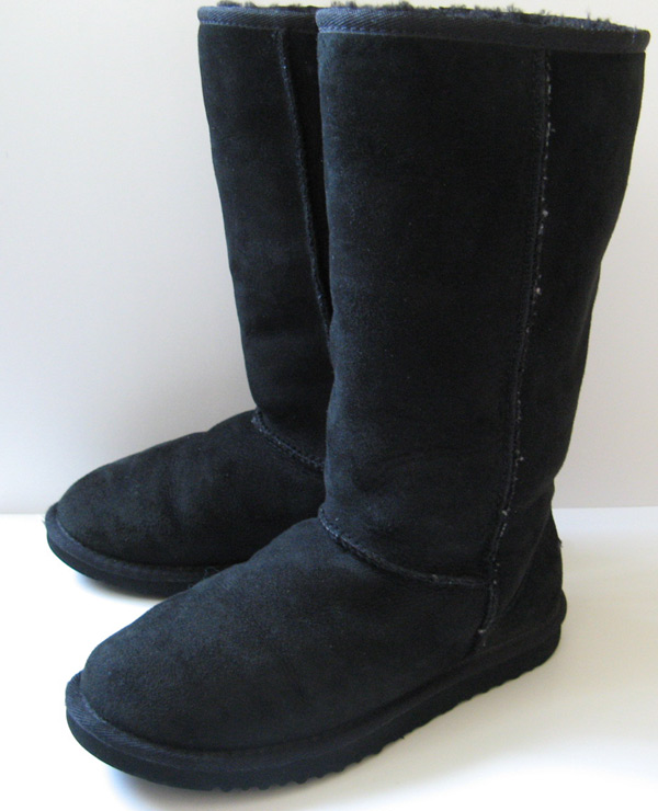 ec49ef3e671 For Wholesale Womens Classic Tall Black Ugg Boots   NATIONAL ...