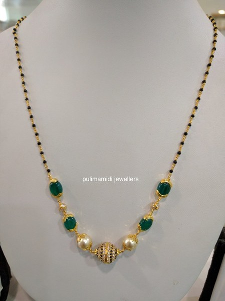 designs antique necklace jewellery multchain gold beads