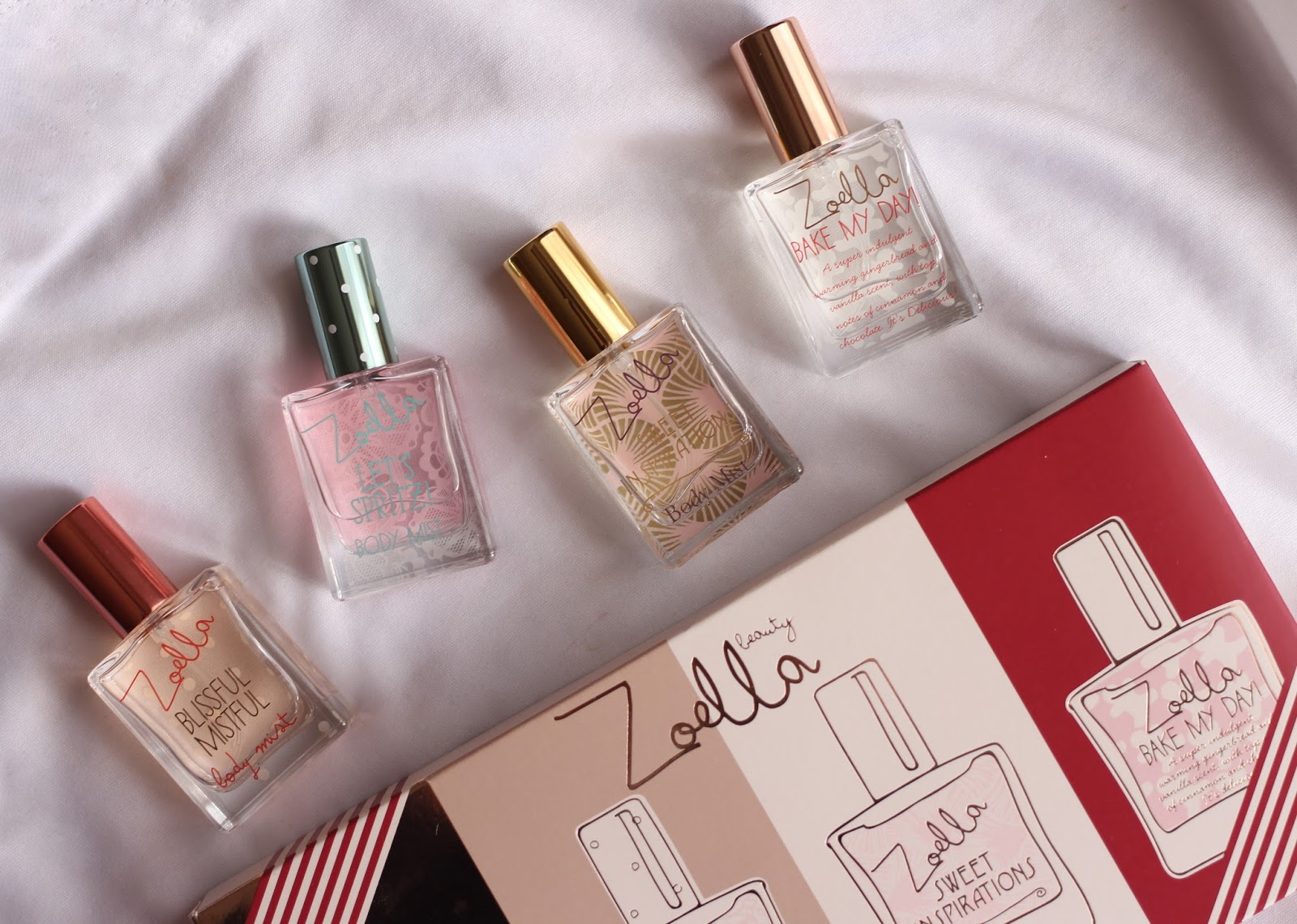 ZOELLA BEAUTY CHRISTMAS 2016