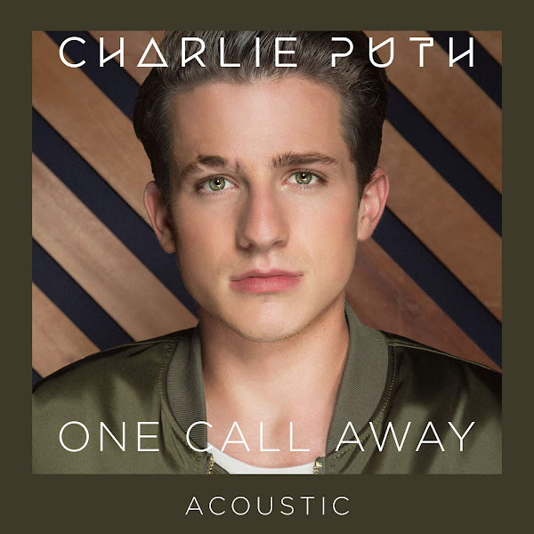 Charlie Puth - One Call Away (Acoustic) - Single Cover