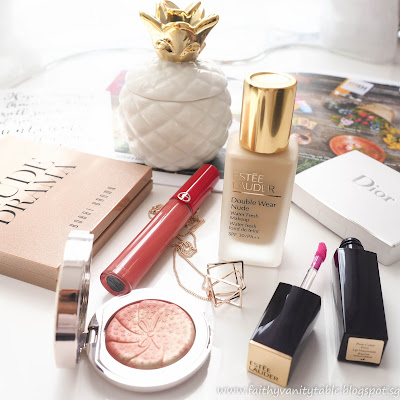 Beauty Influencer Flatlay Singapore