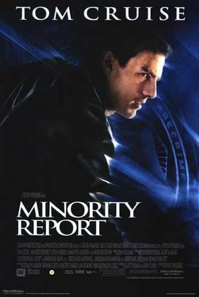 Bản Báo Cáo Thiểu Số - Minority Report (2002)