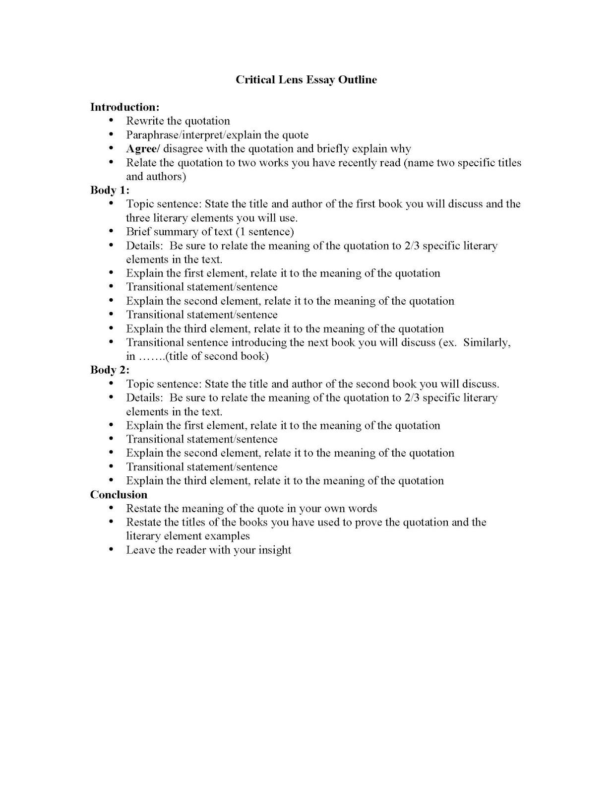 critical essay definition template critical essay definition