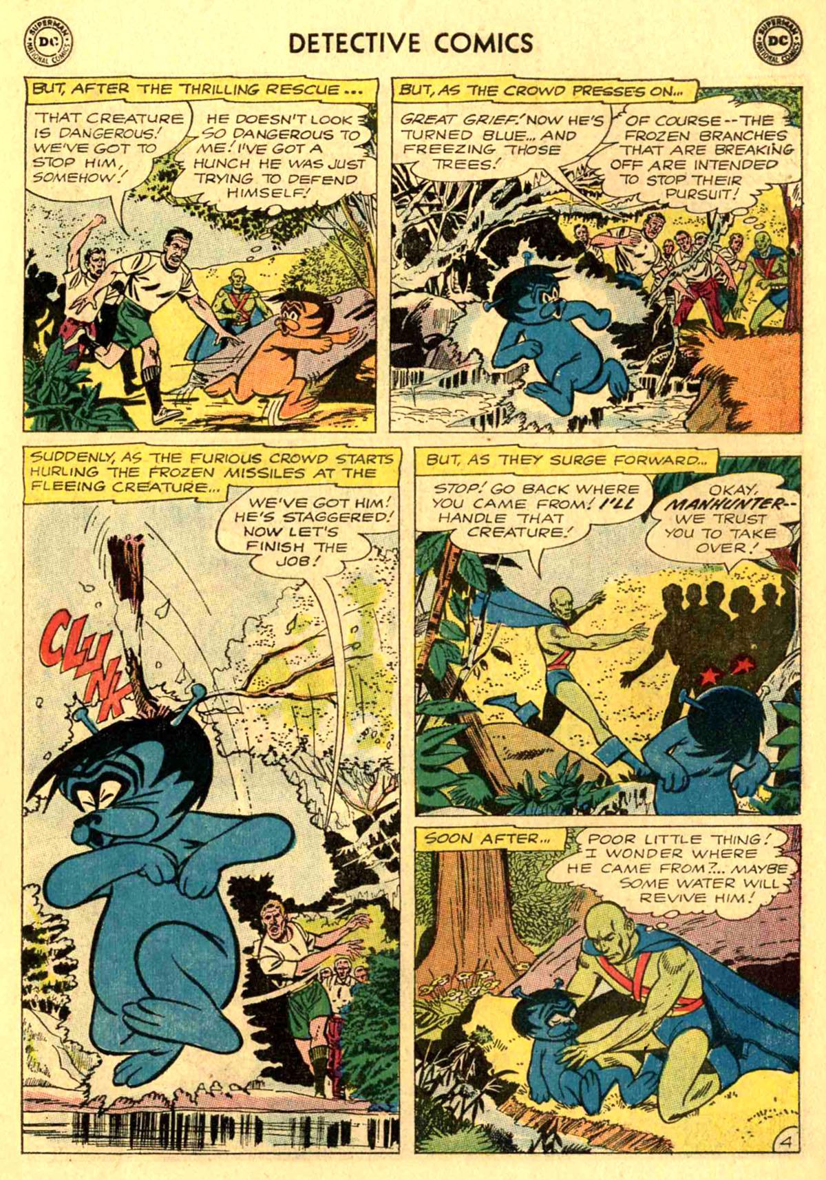 Detective Comics (1937) 311 Page 22