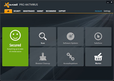 Download Antivirus Avast! Pro 17.5.2303 Offline Installer Final Full License dan Crack Antivirus Avast! Pro