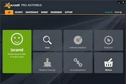 Download Antivirus Avast! Pro Offline Installer Final Full License