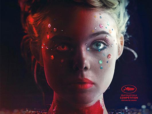 Nuevo póster internacional de 'The Neon Demon' de Nicolas Winding Refn