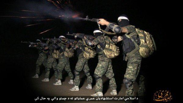 Conflicto en Afganistán Taliban%2BReleases%2BPictures%2BOf%2BIts%2BSpecial%2BForces%2BTraining%2BIn%2BKhalid%2BIbn%2BWalid%2BCamp%2B3