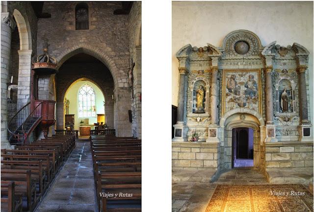 Iglesia de Nuestra Señora de la Tronchaye, Rochefort en Terre