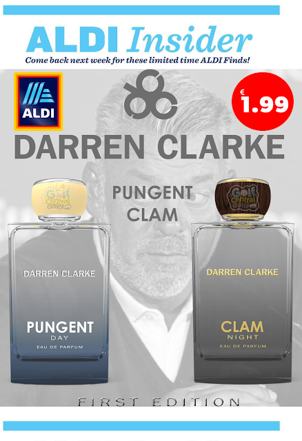 Darren Clarke Aftershave funny golfcentraldaily