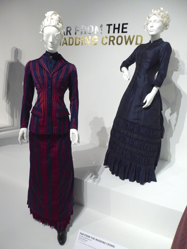 Far From the Madding Crowd movie costumes