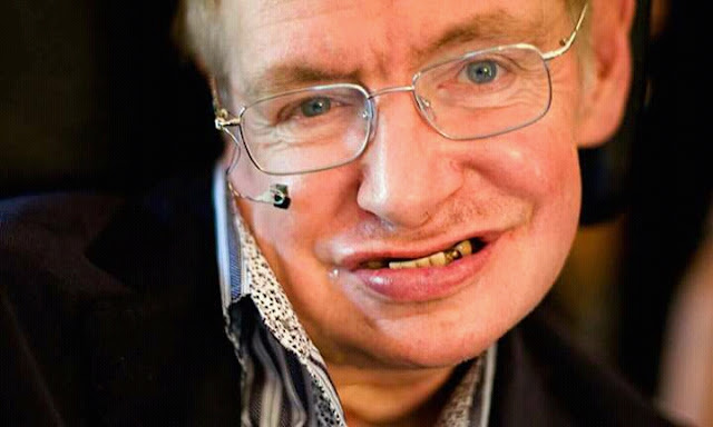 Professor Stephen Hawking is dead at 76