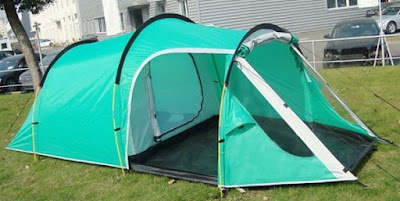bentuk bentuk tenda untuk camping atau kemah