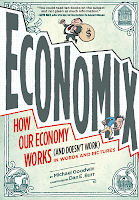 Book cover for Economix by Dan E. Burr and Michael Goodwin