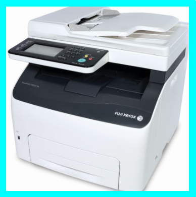Fuji Xerox Printer Default Admin Password