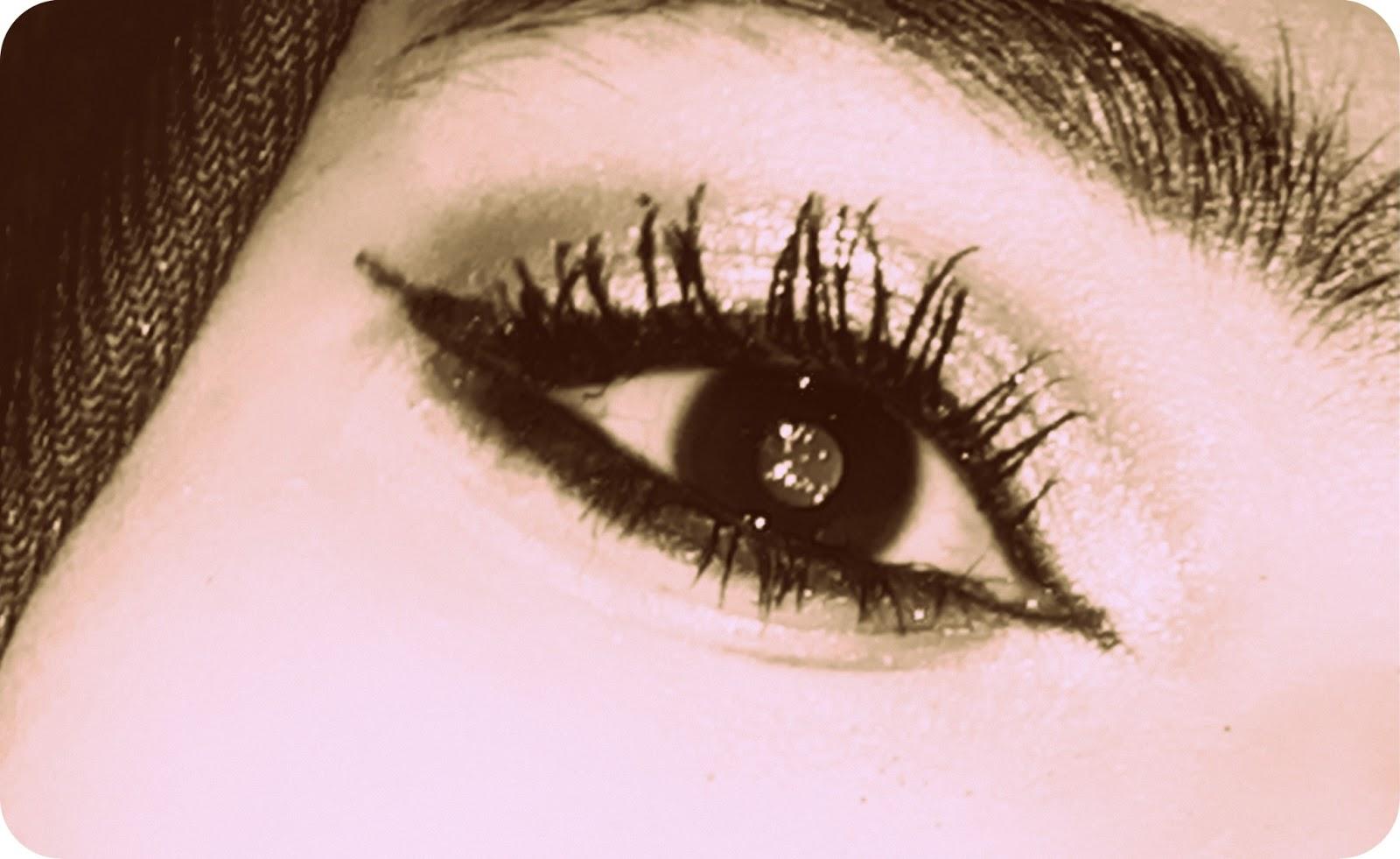 My Longer Eyelashes With Castor Oil - Girl from Arabia