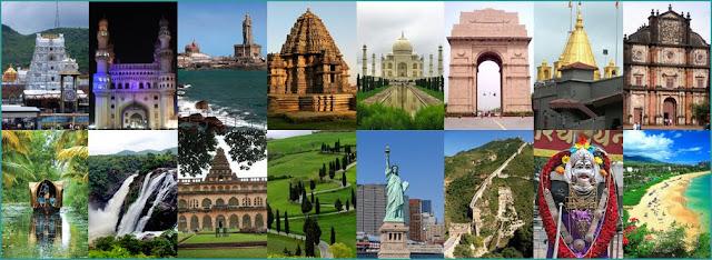 5 Tempat Wisata Terkenal di Dunia Dalam Bahasa Inggris