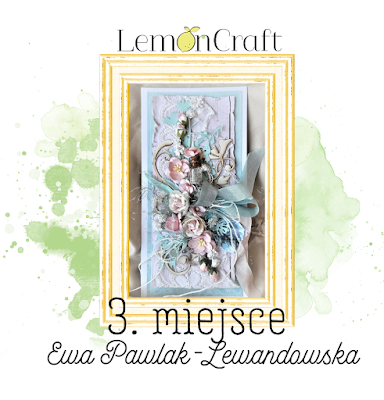 3 miejsce w wyzwaniu Lemoncraft
