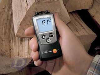 Jual Testo 606-2 Moisture Meter, Air Temperature and Humidity