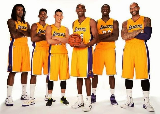 The Bernel Zone: Thoughts on the Lakers Before the 2014 ...