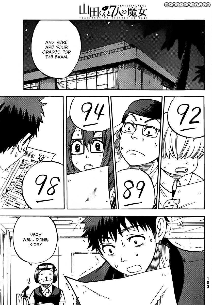 Yamada-kun to 7-nin no Majo 30
