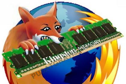 Firemin Software untuk Meringankan Firefox