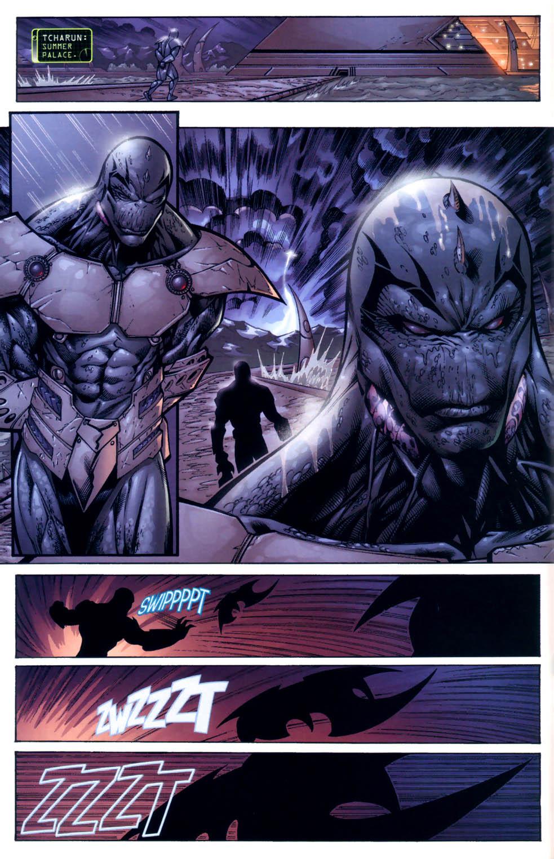 Read online Sigil (2000) comic -  Issue #9 - 8