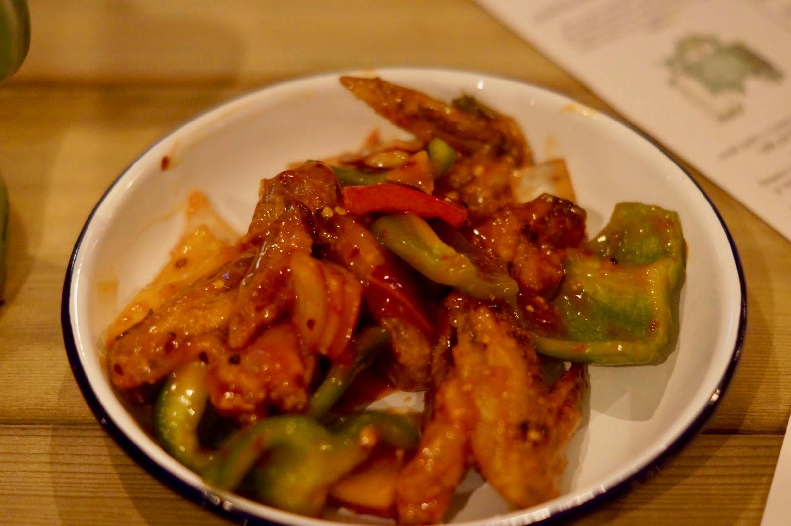 sri lankan devilled chicken wings