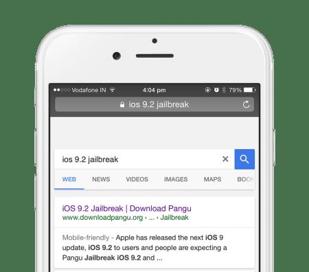 iOS 9.2 Jailbreak Türkçe
