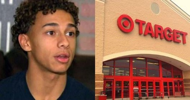 Teens Saves Child From Predator at target