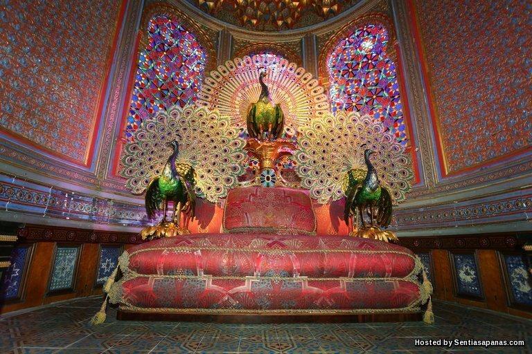 Peacock Throne Takhta Paling Mewah Yang Hilang Ditelan Zaman