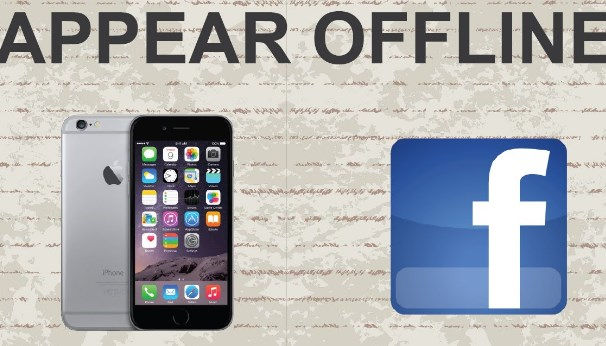 How to appear offline on facebook mobile