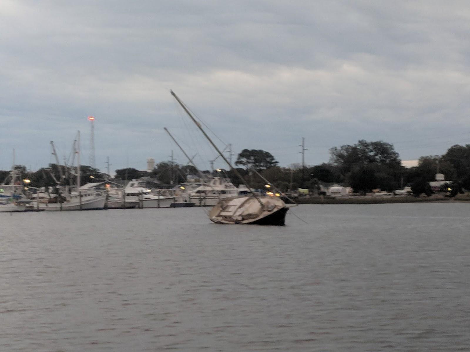 The Sailing Life: Beaufort NC to Brunswick GA