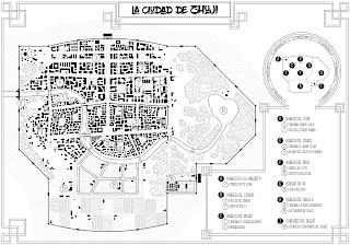 Mapa de Zhuji