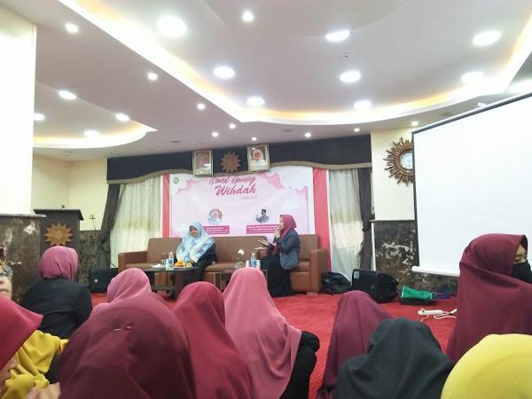 Grand Opening Wihdah Inklusif, Ustazah Wirdah Fachiroh Fachri: Mendidik Keluarga Agar Lebih Berkualitas