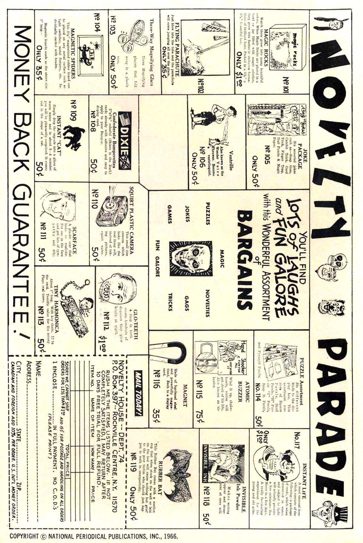 Detective Comics (1937) 361 Page 1