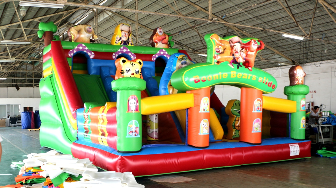 rumah balon | istana balon | balon loncat 1