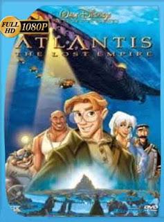 Atlantis El Imperio Perdido 2001 HD [1080p] Latino [Mega] dizonHD