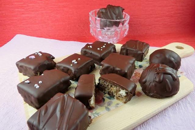 チョコレートラムボールレシピ【本当は秘密にしたい喜ばれるお菓子】