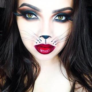 Inspirações maquiagens halloween