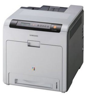Samsung CLP-610ND Drivers Download