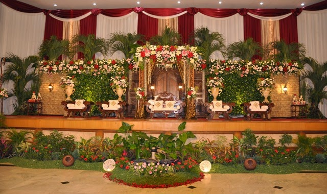 decorasi pengantin